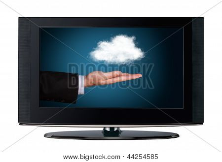 Television Cloud Computing