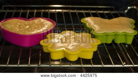 Cakes In The Oven