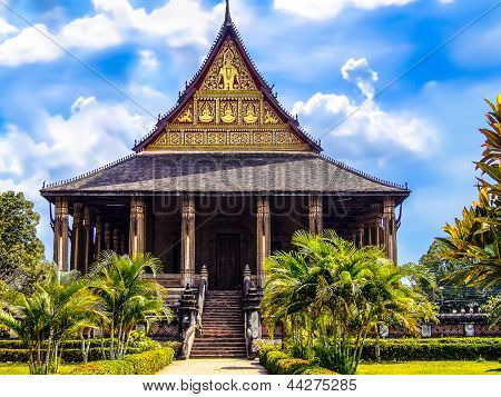 Architecture In Laos