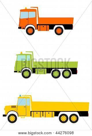 Truck Tipper Set.