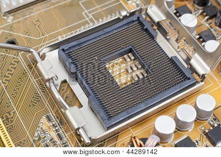 Processor Socket On Motherboard