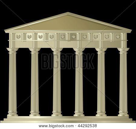 Doric Capitol