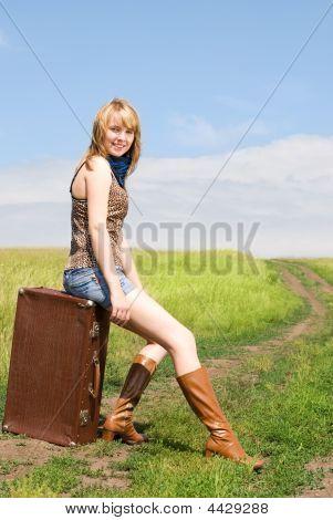 Pretty Traveler Outdoor