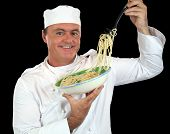Spaghetti Chef poster