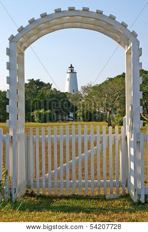 Lighthouse in the Gate