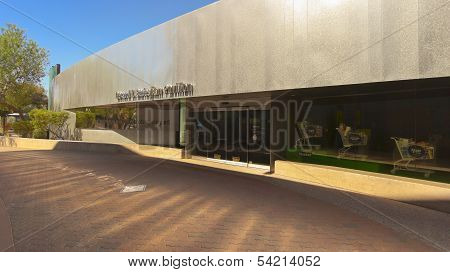 A Scottsdale Museum Of Contemporary Art Shot