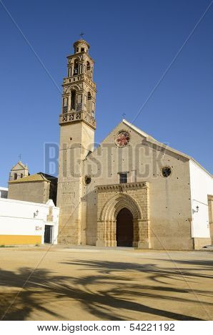 Old Church In Marchena