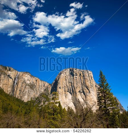 Yosemite National Park El Capitan California USA