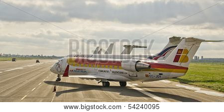 Air Nostrum, CRJ200
