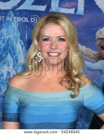 LOS ANGELES - NOV 19:  Melissa Joan Hart at the