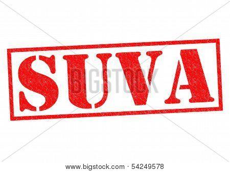 Suva Stamp