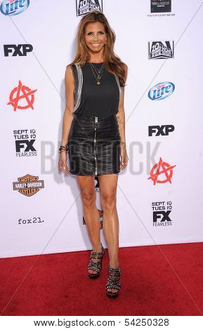 LOS ANGELES - SEP 07:  Charisma Carpenter arrives to