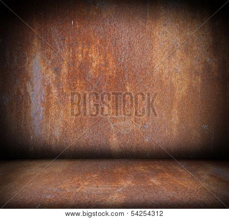 Industrial Empty Backdrop