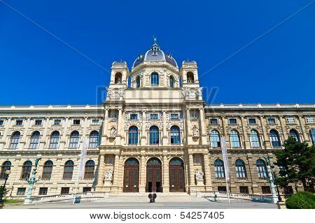 Museum Of Natural History Of Vienna