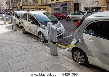Nice - Electric Cars