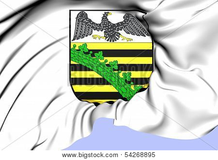 Free State Of Prussia After 1918 Coat Of Arms