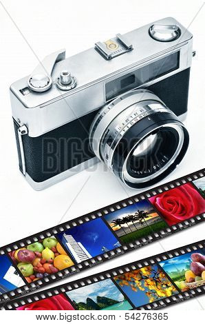 Retro Camera Photography