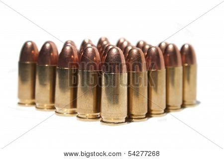 9mm bullets group