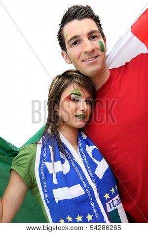 Italian football fans