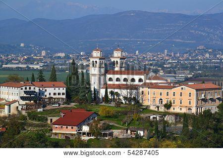 Scenics of Slovenia and Italy