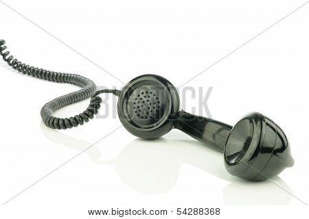 Bakelite earphone