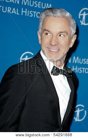 NEW YORK-NOV 21; Director Baz Luhrmann attends the American Museum of Natural History's 2013 Museum Gala at American Museum of Natural History on November 21, 2013 in New York City.