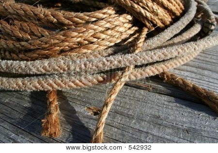 Rope Pile