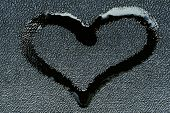 Love Symbol In The Form Of A Heart