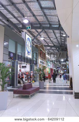 Spencer Outlet Shopping Centre Melbourne
