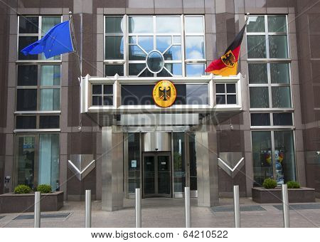 The Consulate General of Germany in New York