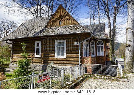 Made Of Wood Villa Maciejowka In Zakopane