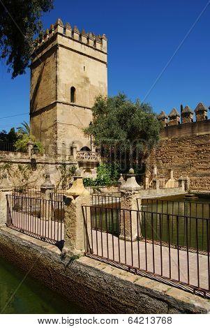 Christian Kings Palace, Cordoba.