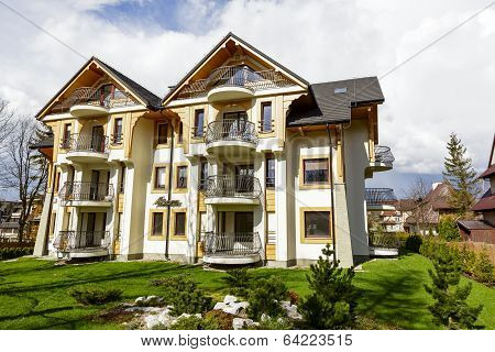 Manaru, Residential House In Zakopane