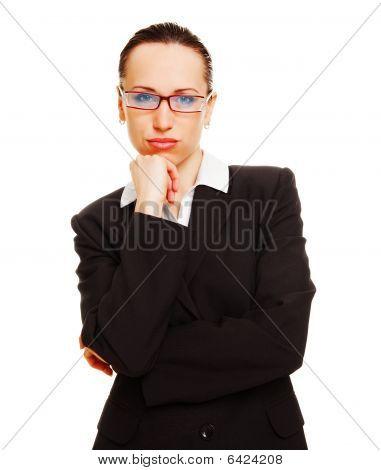 Sexy Businesswoman