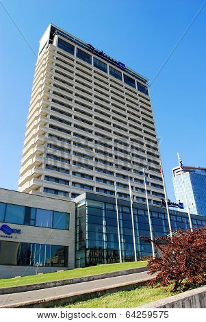 Radisson Blu Hotel Lietuva In Vilnius City