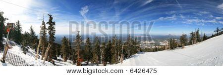 Ski Area Panorama