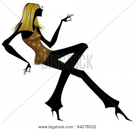 sexy career woman