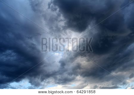 Dramatic Clouds