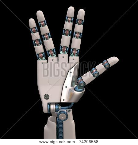 Life Long And Prosper Robot