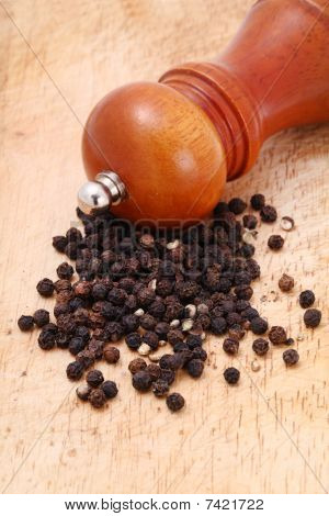 Food Seasoning Pepper