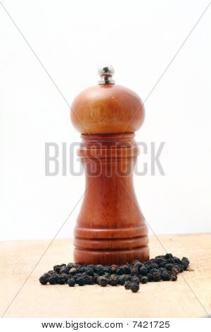 Pepper Shaker, Seasoning
