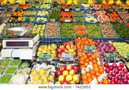 Greengrocer's Shop
