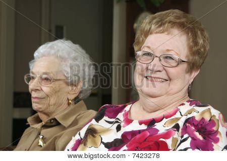 Two Active Seniors