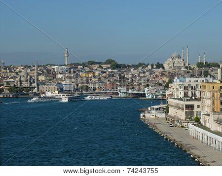 Skyline, Istanbul