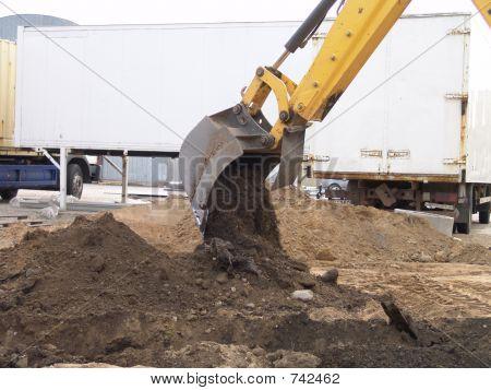 Digging