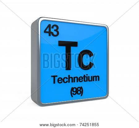 Technetium Element Periodic Table
