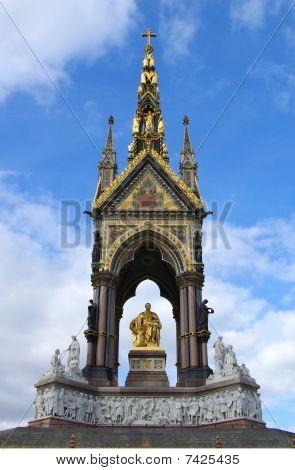 The Prince Albert Memorial