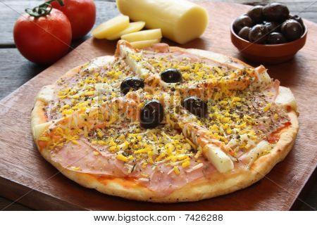 Palmetto pizza