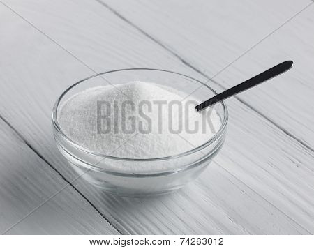 Bowl Granulated Sugar