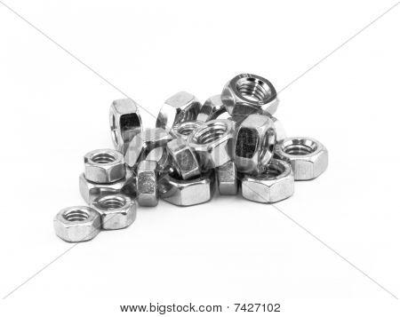 Nuts metal